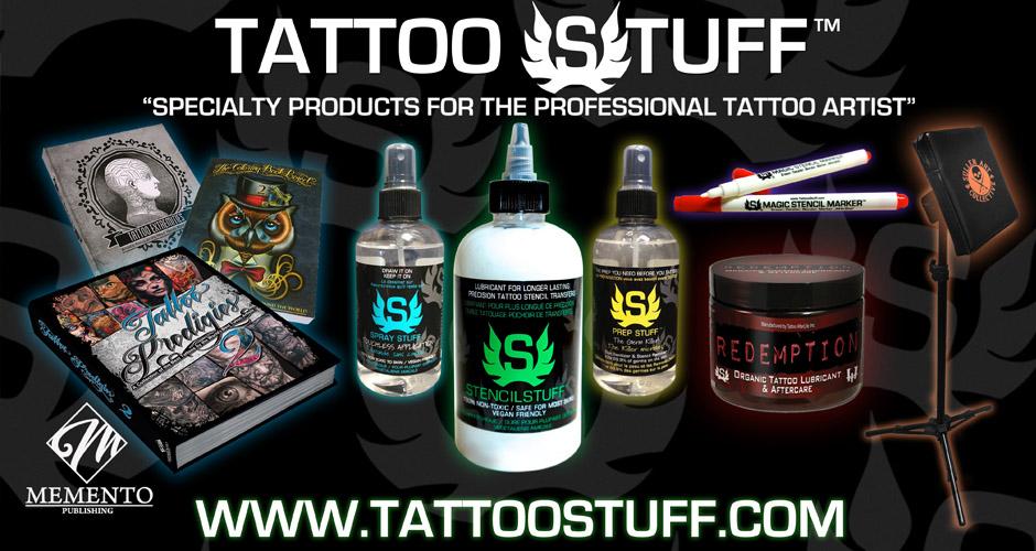 TattooStuff Banner