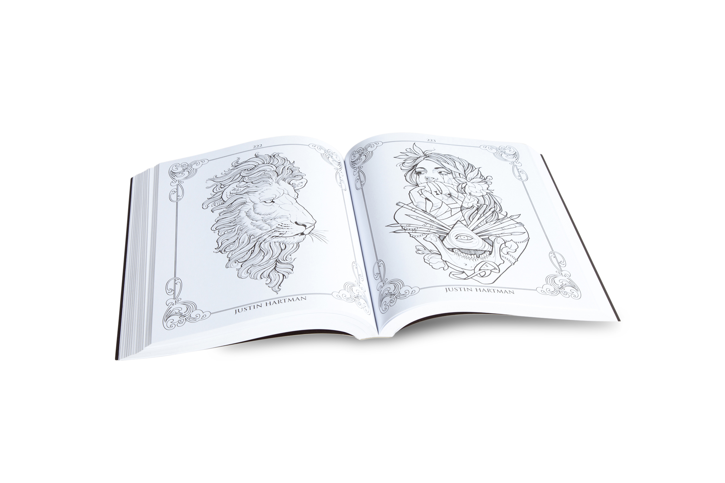 The coloring book project 2nd edition - The Coloring Book Project 2nd Edition