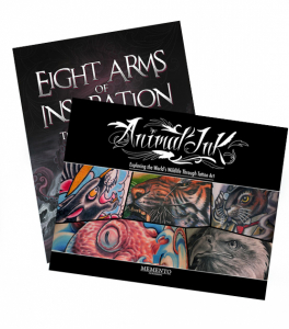 Animal Ink and Eight Arms of Inspiration Bundle Pack