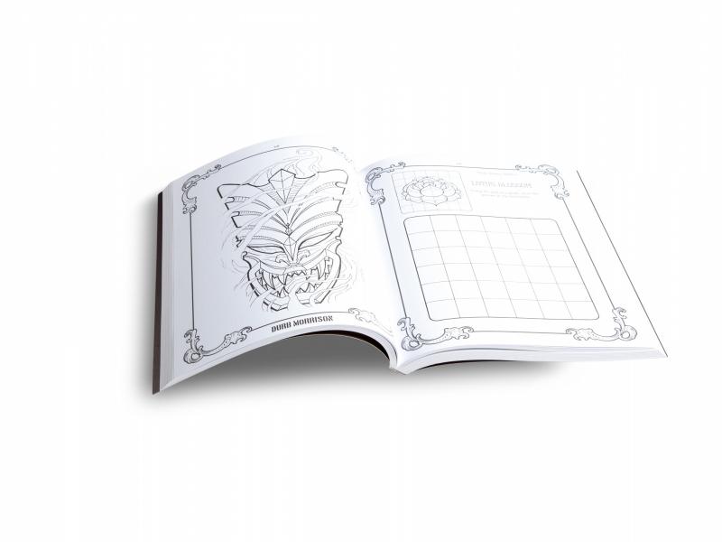 Coloring Book1-3