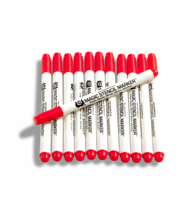 Magic Stencil Marker (12 Pack)