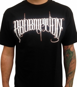 Redemption T-shirt by Big Meas