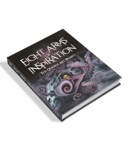Eight Arms of Inspiration Book