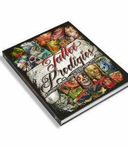 Tattoo Prodigies Book