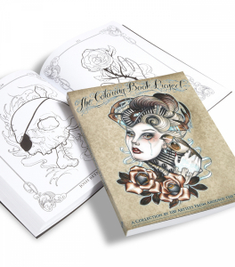 The Coloring Book Project Bundle Pack