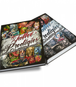 Tattoo Prodigies Bundle Pack