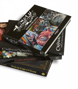 Cranial Visions, Tattoo Prodigies, Animal Ink and WTLOT Bundle Pack