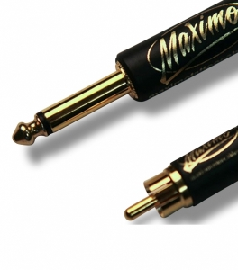 Maximo RCA Straight Cable