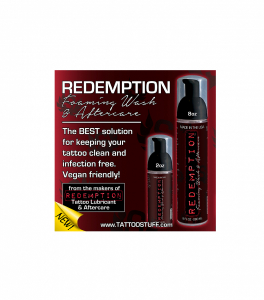 Redemption Foaming Wash